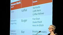 Gretel Weiß, food-service und FoodService Europe & Middle East, Frankfurt
